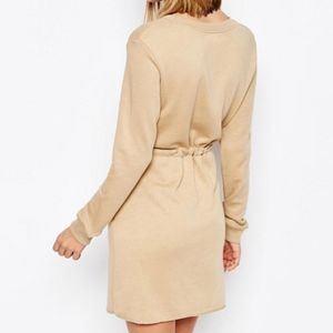 ASOS | Daisy Street Long Sleeve Sweater Dress